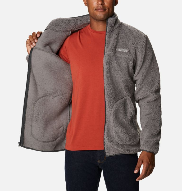 Men's Rugged Ridge™ II Sherpa Full Zip Fleece Jacket Men's Rugged Ridge™ II Sherpa Full Zip Fleece Jacket, a3