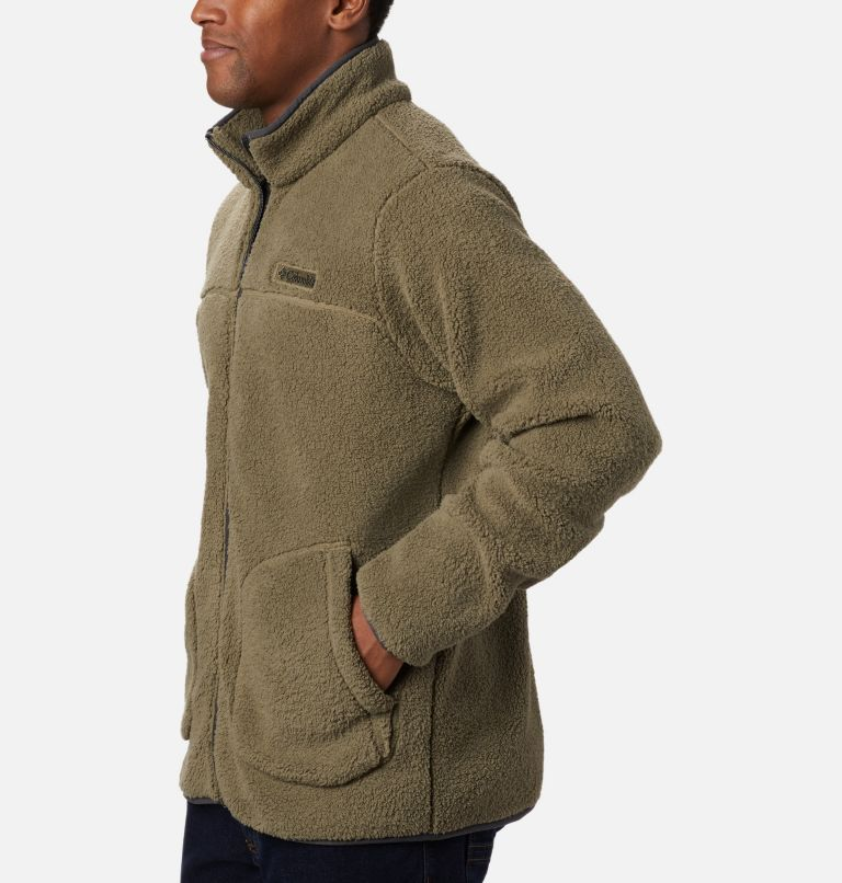 Men's Rugged Ridge™ II Sherpa Full Zip Fleece Jacket Men's Rugged Ridge™ II Sherpa Full Zip Fleece Jacket, a1