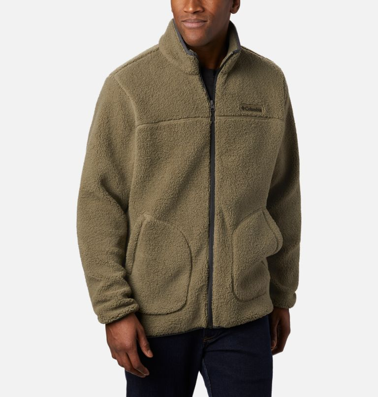 Men's Rugged Ridge™ II Sherpa Full Zip Fleece Jacket Men's Rugged Ridge™ II Sherpa Full Zip Fleece Jacket, front