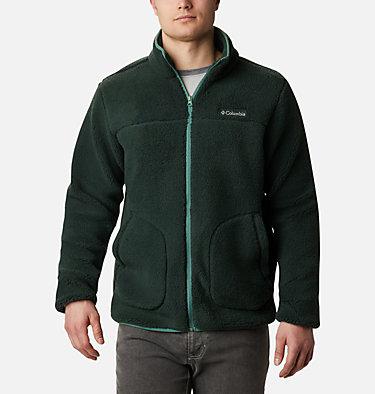 Men's Rugged Ridge™ II Sherpa Fleece Rugged Ridge™ II Sherpa Fleece | 010 | L, Spruce, Thyme Green, front
