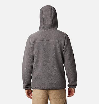 Men's Rugged Ridge™ II Hooded Sherpa Fleece Pullover Rugged Ridge™ II Sherpa Pullover Hoodie | 010 | S, City Grey, Shark, back