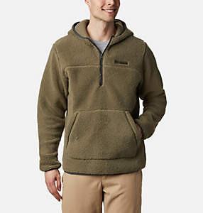 Men's Rugged Ridge™ II Hooded Sherpa Fleece Pullover