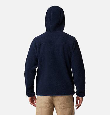 Men's Rugged Ridge™ II Hooded Sherpa Fleece Pullover Rugged Ridge™ II Sherpa Pullover Hoodie | 010 | S, Collegiate Navy, Bluestone, back