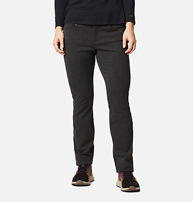 Women's Butte Hike™ 5-Pocket Pants Butte Hike™ 5 Pocket Pant | 011 | 10, Shark Heather, front