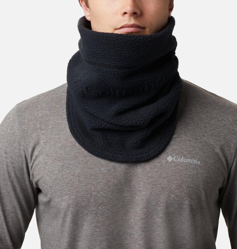CSC™ II Fleece Gaiter | 010 | O/S CSC™ II Omni-Heat™ Fleece Gaiter, Black, front