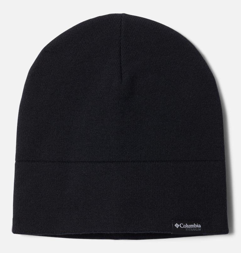 Titanium™ Beanie | 010 | O/S Titanium™ Beanie, Black, front