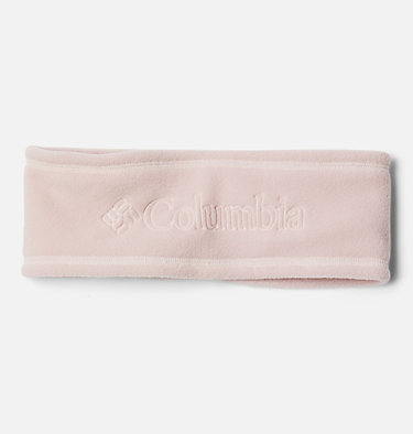 Fast Trek™ II Fleece Headband Fast Trek™ II Headband | 010 | L/XL, Mineral Pink, front