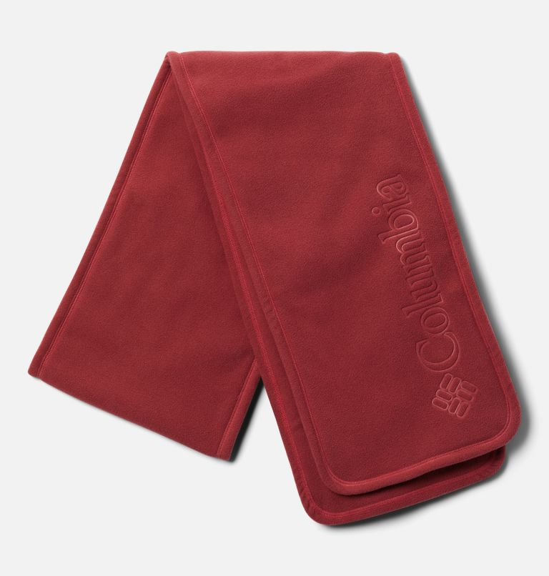 Fast Trek™ II Scarf | 619 | O/S Fast Trek™ II Fleece Scarf, Marsala Red, front