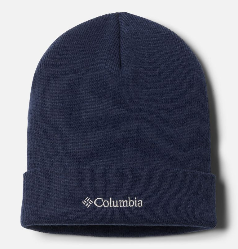 City Trek™ Heavyweight Beanie | 464 | O/S Gorro pesado unisex City Trek™, Collegiate Navy, front