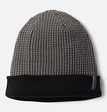 Tuque réversible City Trek™ City Trek™ Reversible Beanie | 010 | O/S, Black, City Grey Heather, a1