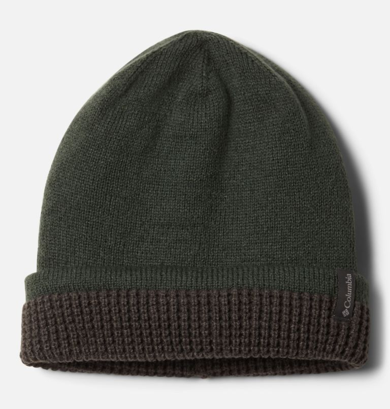 City Trek™ Reversible Beanie | 370 | O/S City Trek™ Reversible Beanie, Spruce, Shark, front