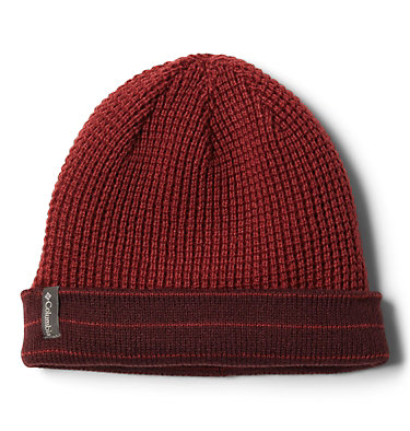 Tuque réversible City Trek™ City Trek™ Reversible Beanie | 010 | O/S, Malbec Stripe, Marsala Red, a1