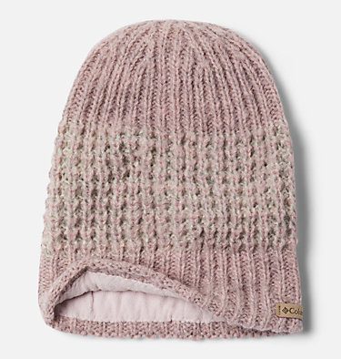 Pine Street™ Slouchy Beanie Pine Street™ Slouchy Beanie | 191 | O/S, Mineral Pink Heather, a1