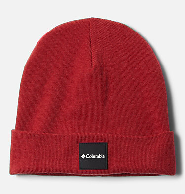 Unisex City Trek Graphic Beanie City Trek™ Graphic Beanie | 613 | O/S, Mountain Red, front