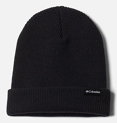 Bonnet à ourlet Whirlibird unisexe Whirlibird™ Cuffed Beanie | 010 | O/S, Black, front