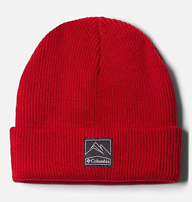 Whirlibird™ Cuffed Beanie Whirlibird™ Cuffed Beanie | 011 | O/S, Mountain Red, front