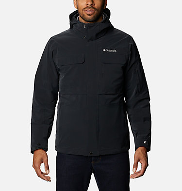 Men's Thurston Hills™ Interchange Jacket Thurston Hills™ Interchange Jacket | 257 | S, Black, front