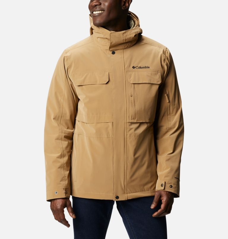 Thurston Hills™ Interchange Jacket | 257 | S Men's Thurston Hills™ Interchange Jacket, Delta, front