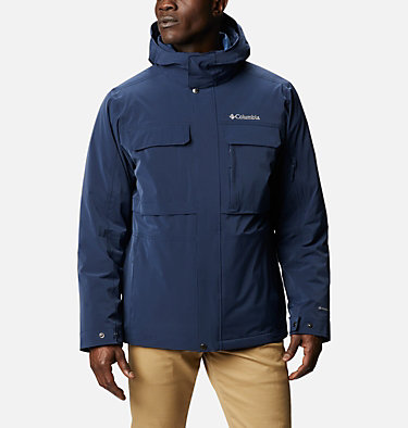 Men's Thurston Hills™ Interchange Jacket Thurston Hills™ Interchange Jacket | 257 | S, Collegiate Navy, front