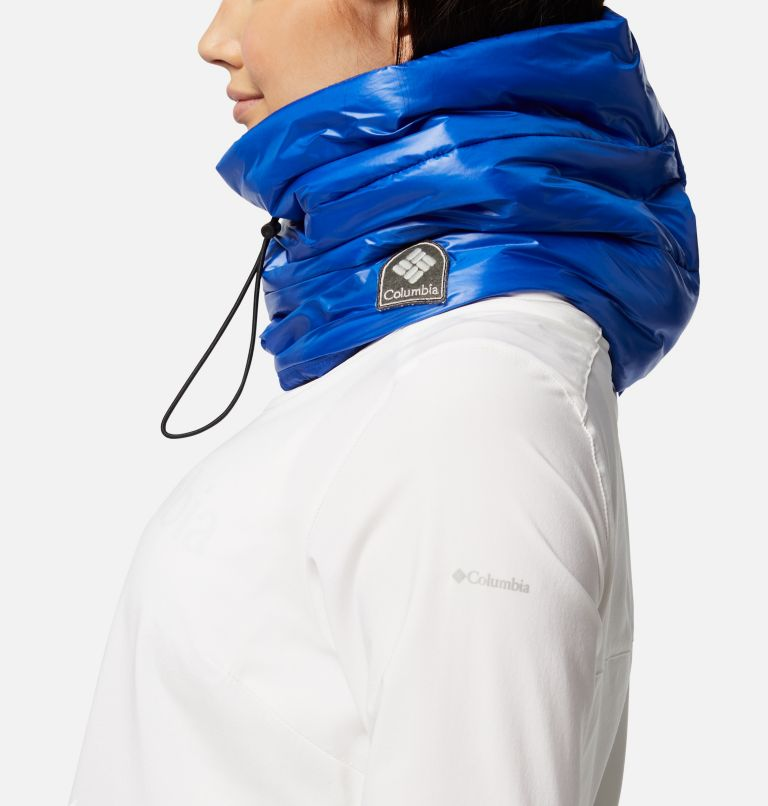 Northern Reach™ Gaiter   410   O/S Northern Reach™ Insulated Gaiter, Lapis Blue Shine, a1