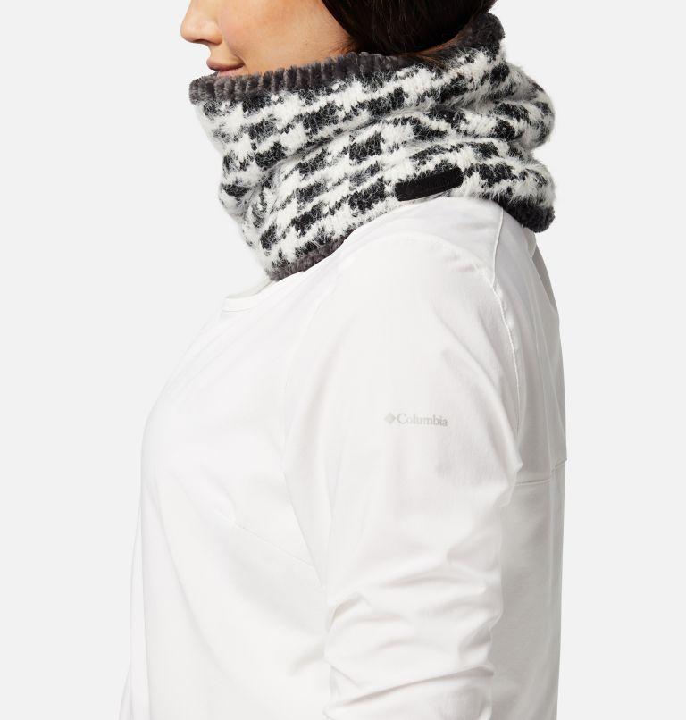 Winter Blur™ Plush Lined Gaiter | 010 | O/S Winter Blur™ Plush Lined Fleece Gaiter, Black Pattern, Shark, a1