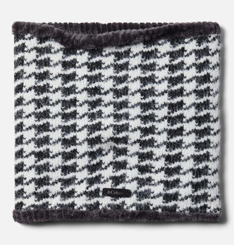 Winter Blur™ Plush Lined Gaiter | 010 | O/S Winter Blur™ Plush Lined Fleece Gaiter, Black Pattern, Shark, a3