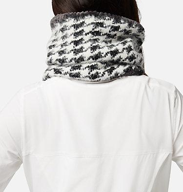 Winter Blur™ Plush Lined Fleece Gaiter Winter Blur™ Plush Lined Gaiter | 010 | O/S, Black Pattern, Shark, back