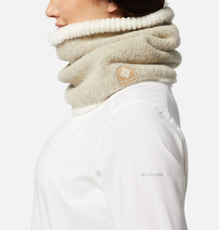 Winter Blur™ Plush Lined Gaiter | 191 | O/S Winter Blur™ Plush Lined Fleece Gaiter, Chalk, a1