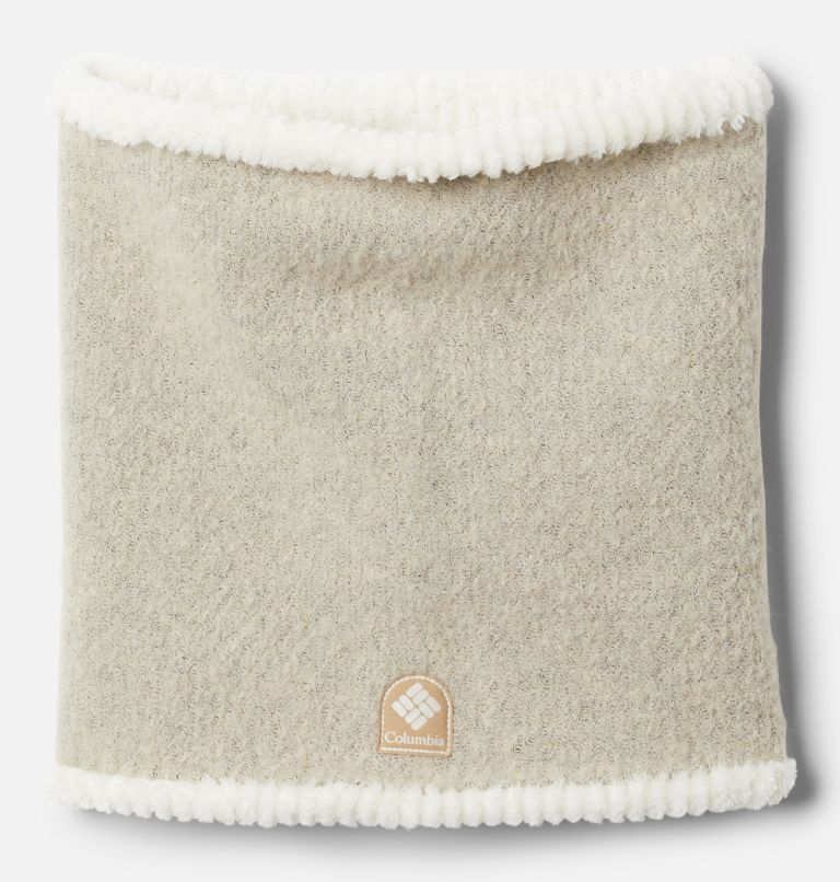 Winter Blur™ Plush Lined Gaiter | 191 | O/S Winter Blur™ Plush Lined Fleece Gaiter, Chalk, a3