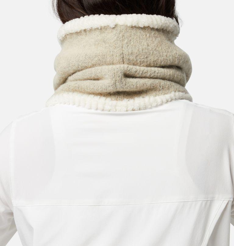 Winter Blur™ Plush Lined Gaiter | 191 | O/S Winter Blur™ Plush Lined Fleece Gaiter, Chalk, back