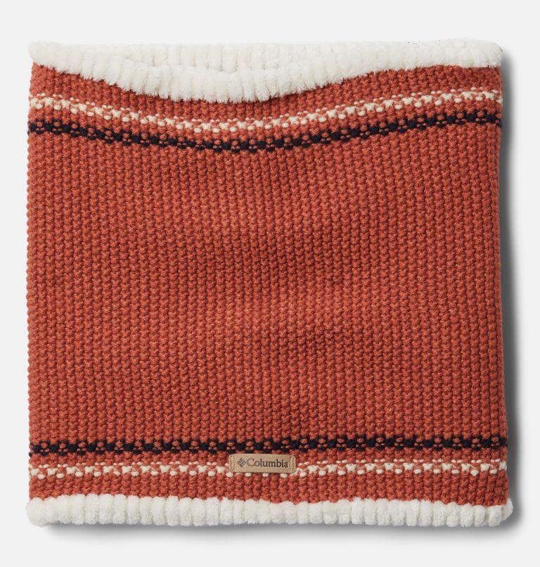 Winter Blur™ Plush Lined Gaiter | 604 | O/S Winter Blur™ Plush Lined Fleece Gaiter, Nova Pink, Chalk, Dark Nocturnal, a3