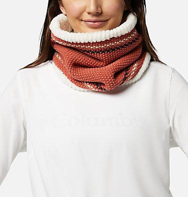 Winter Blur™ Plush Lined Fleece Gaiter Winter Blur™ Plush Lined Gaiter | 010 | O/S, Nova Pink, Chalk, Dark Nocturnal, front