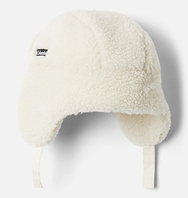 Kids' Frosty Trail™ Trapper Hat Frosty Trail™ Youth Trapper | 010 | L/XL, Chalk Sherpa, a1