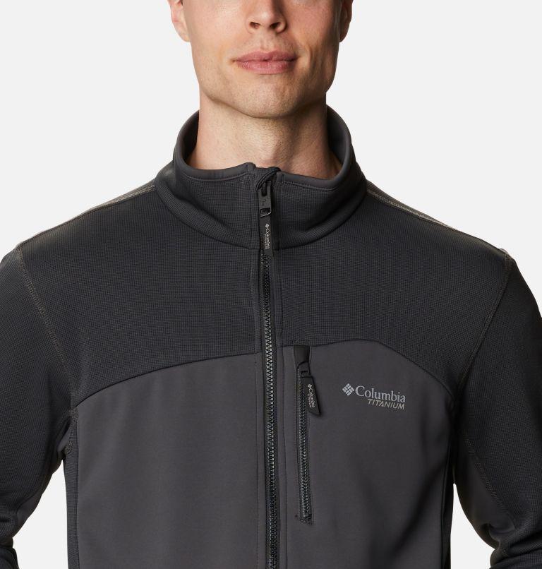 Powder Chute™ Fleece Jacket | 010 | XL Manteau en laine polaire Powder Chute™ pour homme, Black, Shark, a2