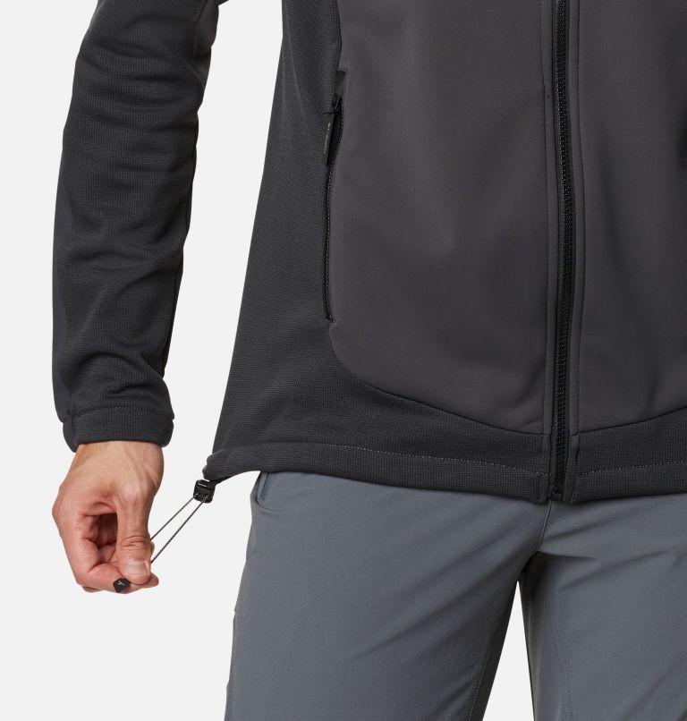 Powder Chute™ Fleece Jacket | 010 | XL Manteau en laine polaire Powder Chute™ pour homme, Black, Shark, a4