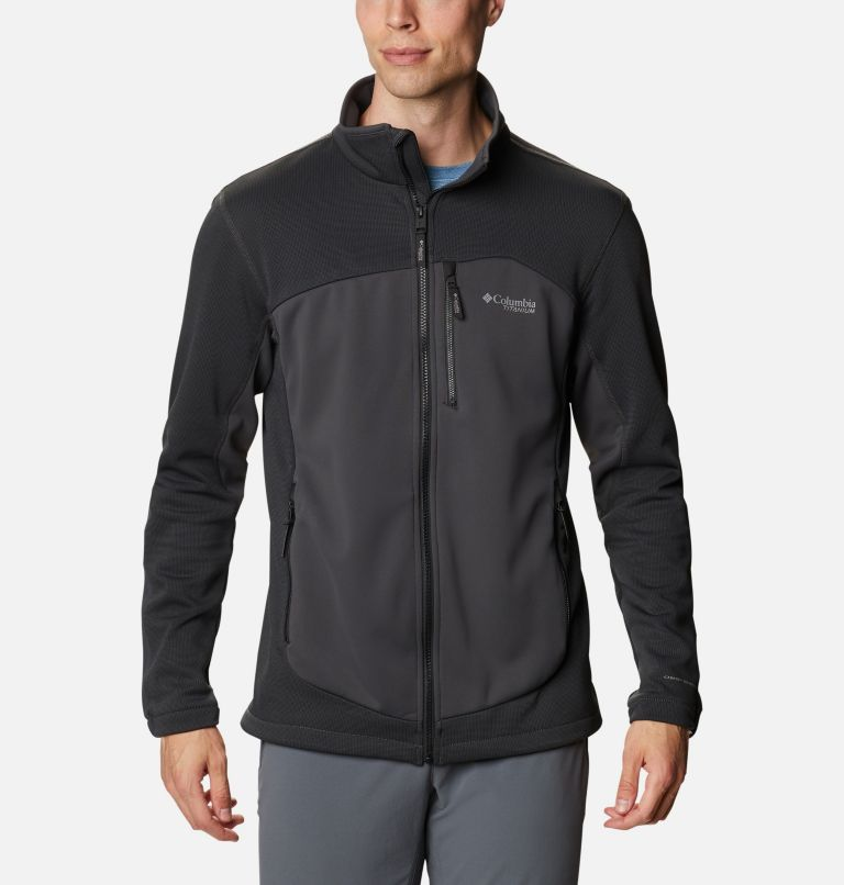 Men's Powder Chute™ Fleece Jacket Men's Powder Chute™ Fleece Jacket, front