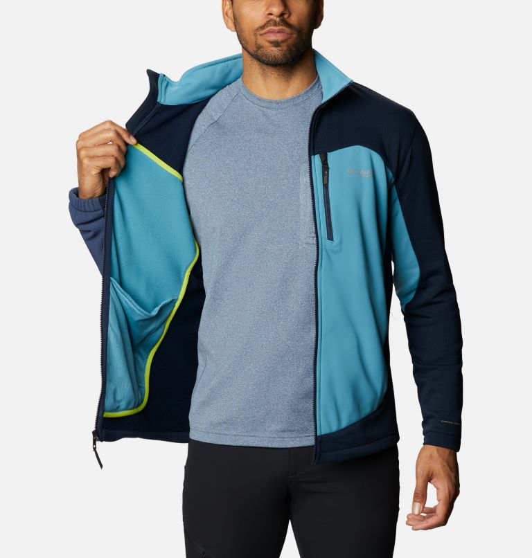 Men's Powder Chute™ Fleece Jacket Men's Powder Chute™ Fleece Jacket, a3