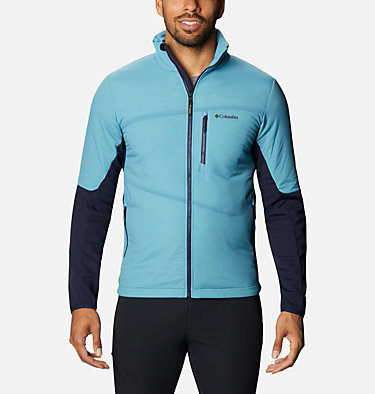 Veste intermédiaire hybride Peak Pursuit homme M Peak Pursuit™ Midlayer Hybrid | 010 | XXL, Canyon Blue, Collegiate Navy, front