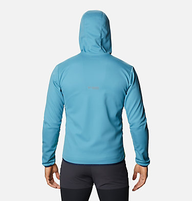 Hoodie Technique Peak Pursuit™ Homme M Peak Pursuit™ Tech Hoodie | 430 | XXL, Canyon Blue, Bright Chartreuse, Col Navy, back