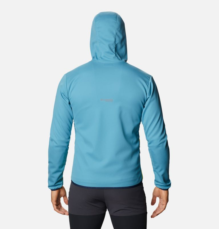 Men's Peak Pursuit™ Tech Hoodie Men's Peak Pursuit™ Tech Hoodie, back