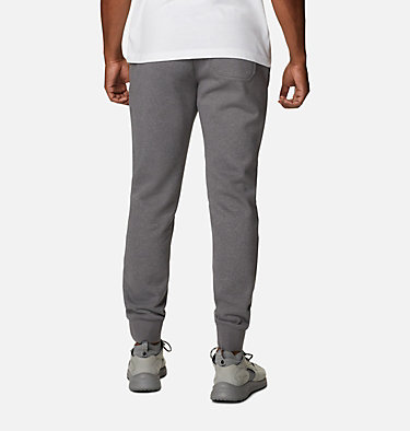 Men's CSC Logo™ Fleece Joggers II M CSC Logo™ Fleece Jogger II | 010 | L, City Grey Heather, Columbia Grey, back
