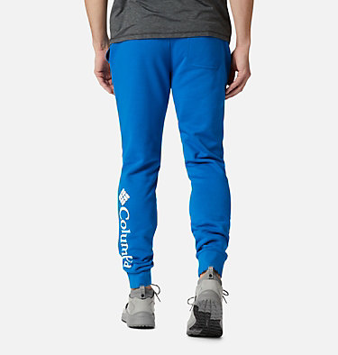 Men's CSC Logo™ Fleece Joggers II M CSC Logo™ Fleece Jogger II | 010 | L, Bright Indigo, White, back