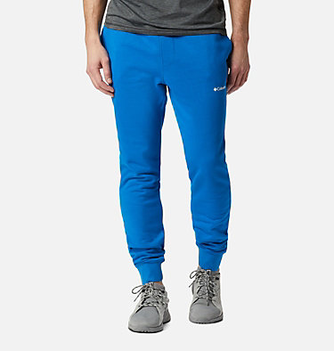 Men's CSC Logo™ Fleece Joggers II M CSC Logo™ Fleece Jogger II | 010 | L, Bright Indigo, White, front