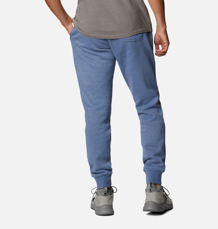 M CSC Logo™ Fleece Jogger II | 449 | 1X Men's CSC Logo™ Fleece Joggers II - Big, Bluestone Heather, Collegiate Navy, back