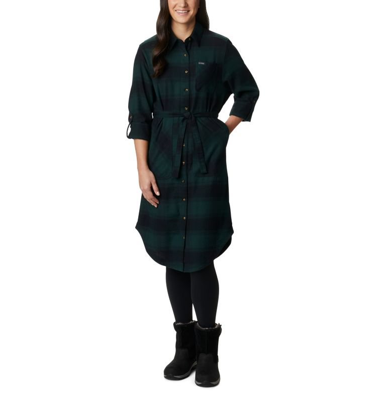 Women's Pine Street™ Shirt Dress Women's Pine Street™ Shirt Dress, a4