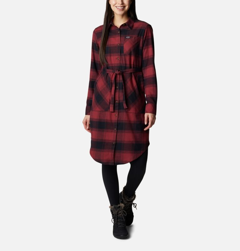 Women's Pine Street™ Shirt Dress Women's Pine Street™ Shirt Dress, front