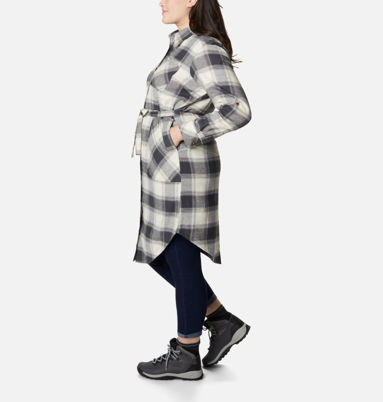 Women's Pine Street™ Shirt Dress - Plus Size Women's Pine Street™ Shirt Dress - Plus Size, a1