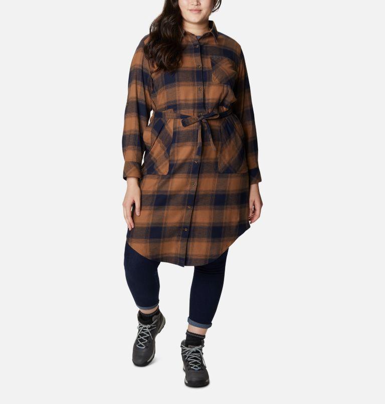 Women's Pine Street™ Shirt Dress - Plus Size Women's Pine Street™ Shirt Dress - Plus Size, a3