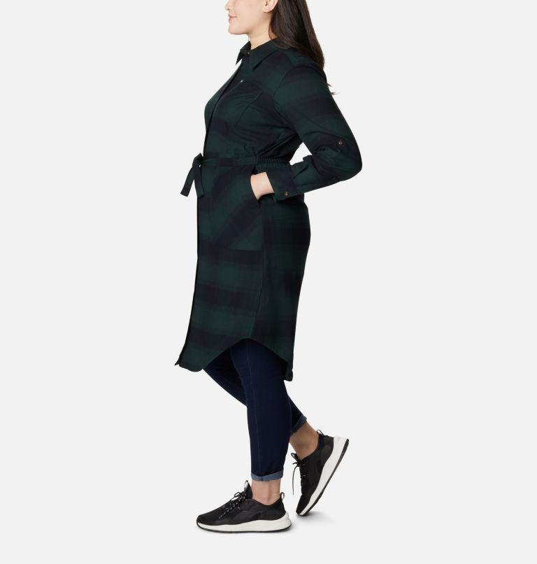 Women's Pine Street™ Shirt Dress - Plus Size Women's Pine Street™ Shirt Dress - Plus Size, a1