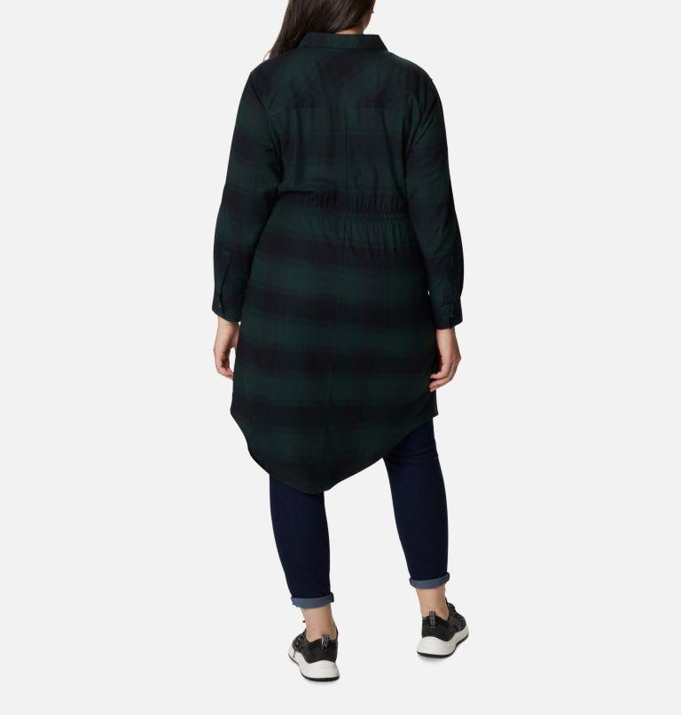 Women's Pine Street™ Shirt Dress - Plus Size Women's Pine Street™ Shirt Dress - Plus Size, back